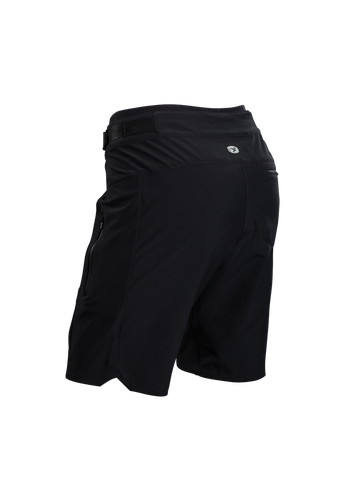 SUGOI Women's Trail Short - Lined, Black Alt (U350010F)