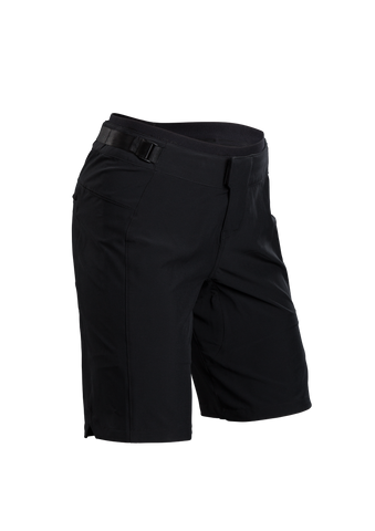 SUGOI Women's Trail Short - Lined, Black (U350010F)