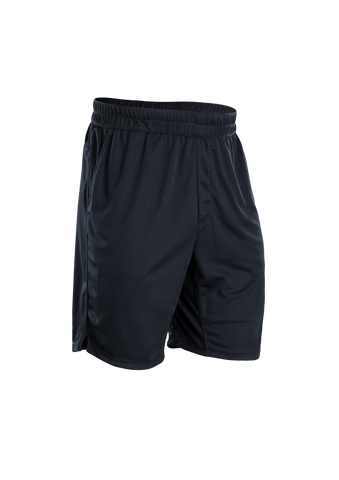 SUGOI Men's Fitness Baggy Short, Black (U352000M)