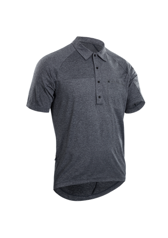 SUGOI Men's Coast S/S Polo, Coal Blue (U506000M)