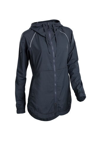 SUGOI Women's Coast Lightweight Jacket, Coal Blue (U700000F)