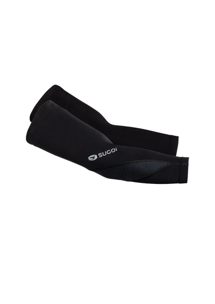 SUGOI Zap Arm Warmer, Black (U995010U)