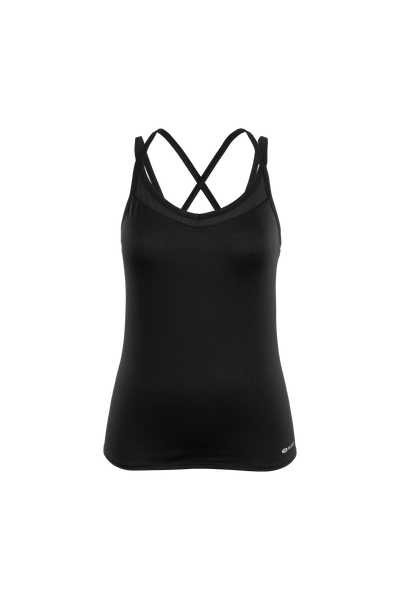 SUGOI Women's Sprint Tank, Black (U110010F)
