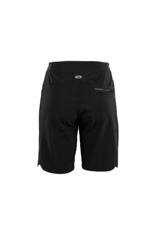 SUGOI Women's Trail Short, Black Alt (U354010F)