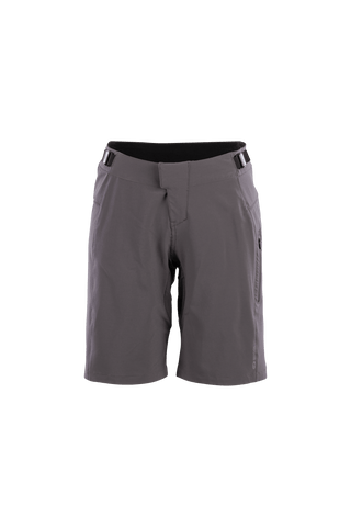 SUGOI Women's Trail Short, Dark Charcoal (U354010F)