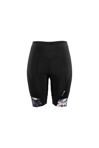 SUGOI Women's RS Pro Short, Navy Monstera (U381000F)