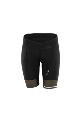 SUGOI Women's Evolution Short, Deep Olive (U382000F)