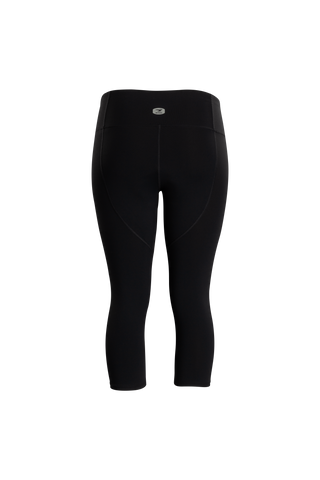 SUGOI Women's Sprint Knicker, Black Alt (U389500F)