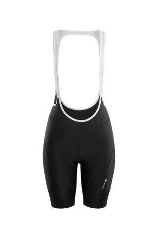 SUGOI Women's RS Pro Bib Short, Black (U391000F)