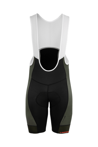 SUGOI Evolution Bib Short, Deep Olive (U392000M)