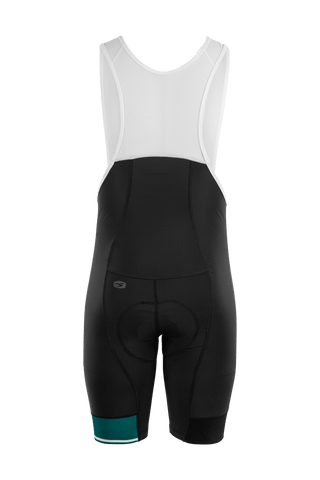 SUGOI Evolution Bib Short, Shaded Spruce Alt (U392000M)