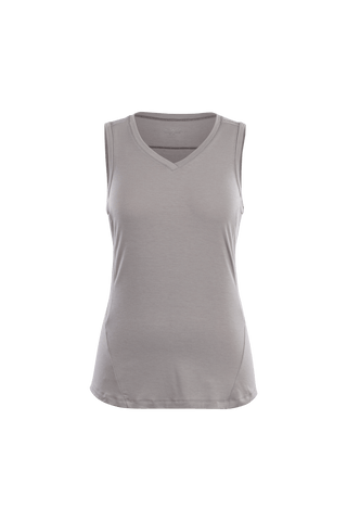 SUGOI Women's Off Grid Tank, Grey (U550070F)