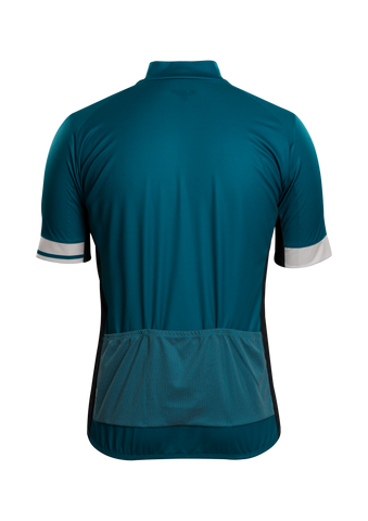 SUGOI Evolution Zap Jersey, Shaded Spruce Alt U576010M)