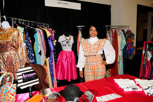 RECAP: Part 2: MeYe Label Segment -Bella Kinks DFW Natural Hair Expo
