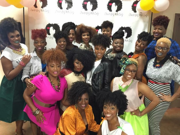 RECAP: Church Girlz with Curlz Freedom Conference