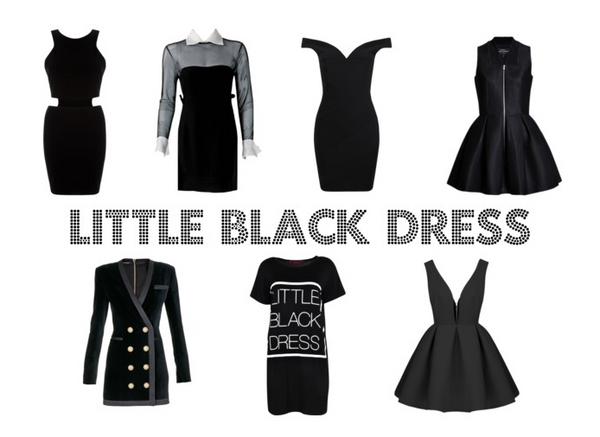 The Little Black Dress. Styles for Every Woman