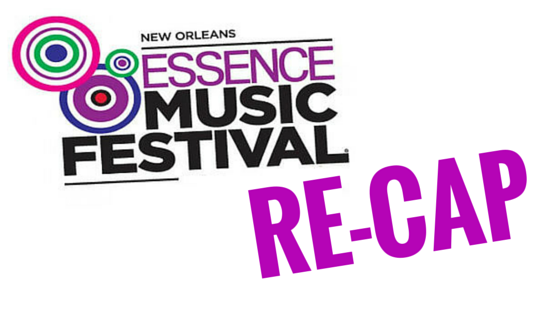 "RECAP: Essence 2015 Festival ""The Exchange Room"""