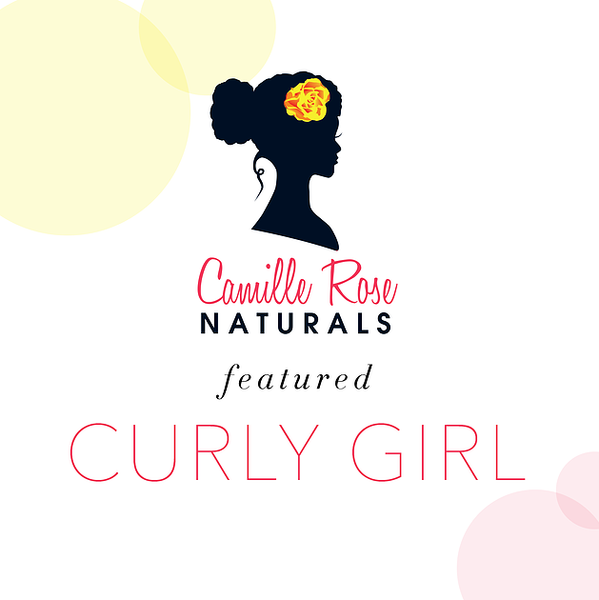 Camille Rose Naturals Curl Maker Review