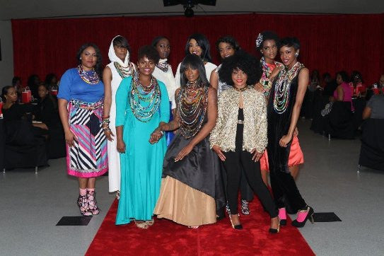 RECAP: Dinner Dialogue and Fashion - ETurner Couture and MeYe Label Collaboration