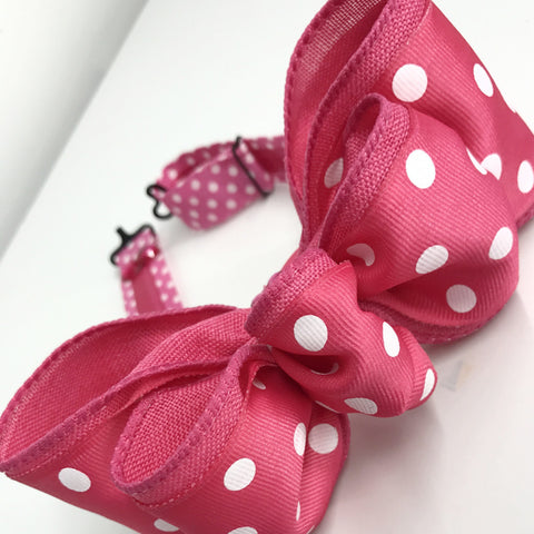 Double Trouble Chic Bow Tie (2.5in)