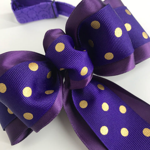 Royalty Chic Bow Tie (2.5in)