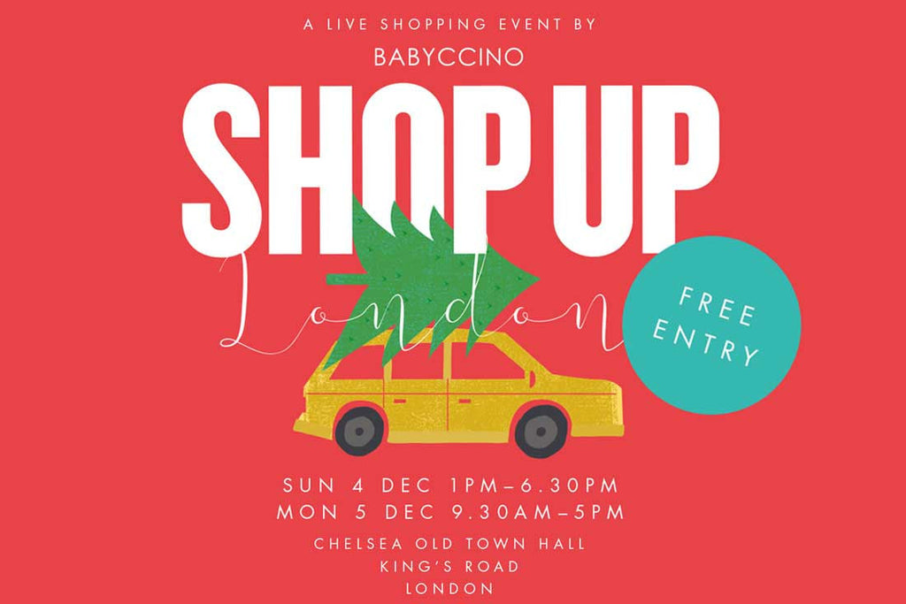 Shop Up London Event | 4th & 5th December.