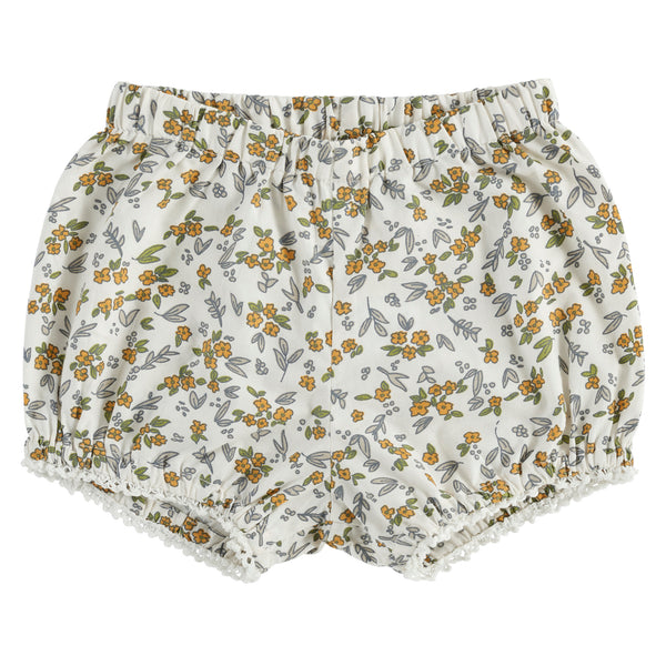 Poppy Bloomer - Yellow Meadow Floral - Mabel Child