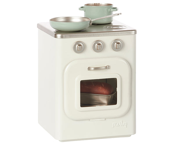 Metal Stove With Utensils (Pre Order ) Ship End Of November - Mabel Child