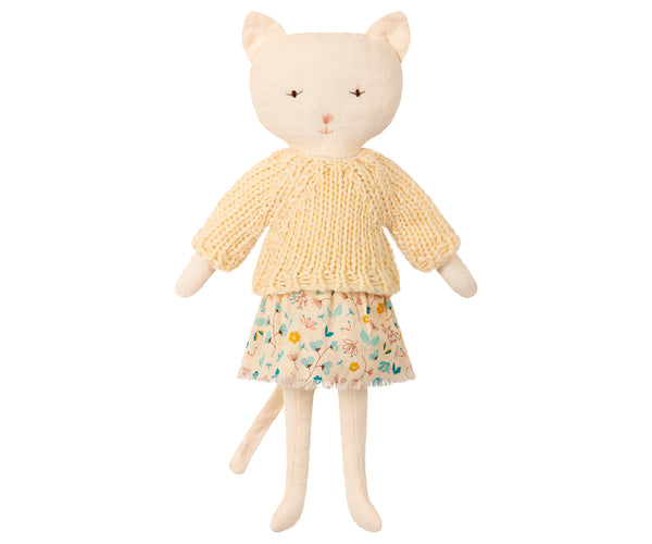 Chatons Kitten , Off White (Pre Order)Ship End Of November - Mabel Child