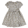 Audrey Dress - Yellow Meadow Floral - Mabel Child