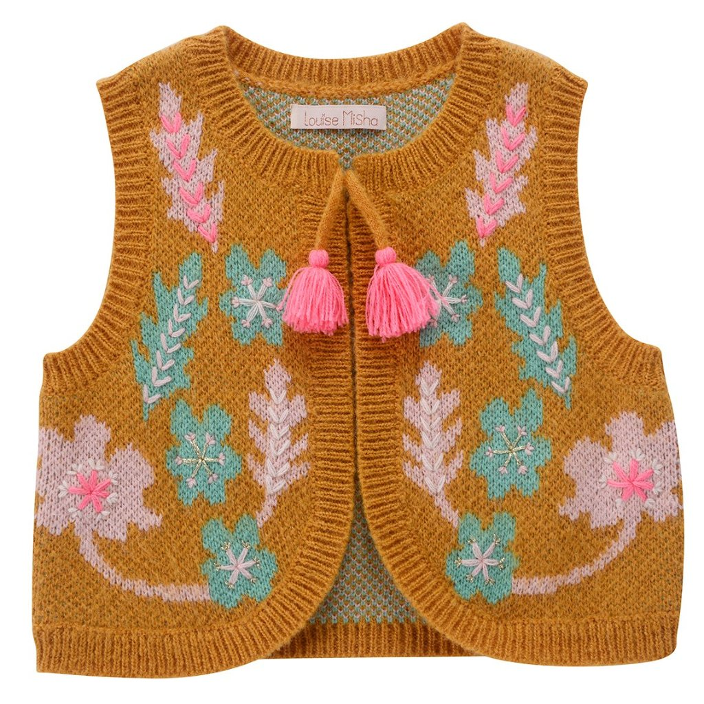 Adem Gilet - Beewax - Mabel Child