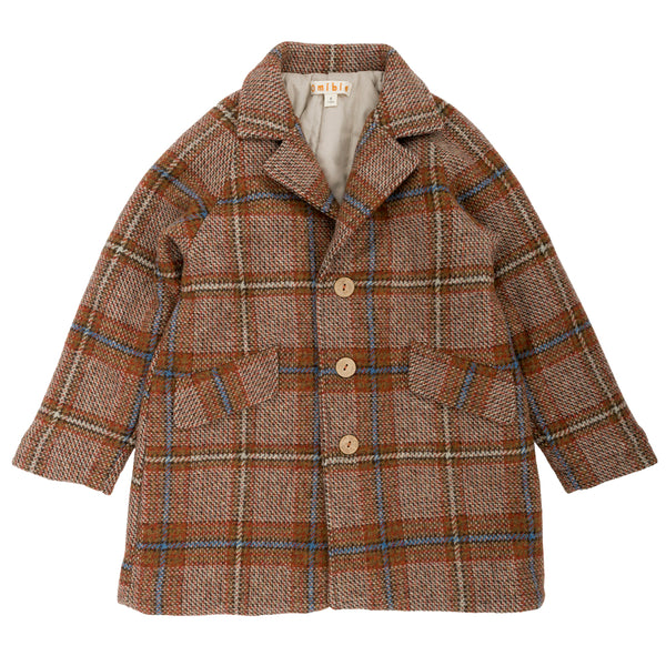 Basel Coat - Mabel Child