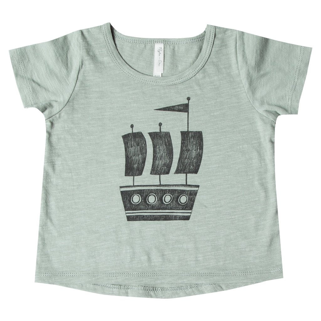 Seaform Tee-Shirt - Mabel Child