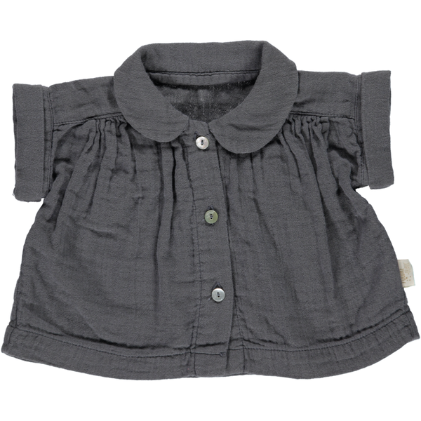 Short Sleeve Blouse-Iron Gate - Mabel Child