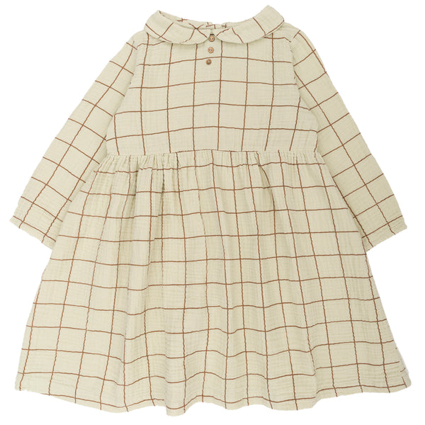 Carlota Dress - Light Green - Mabel Child