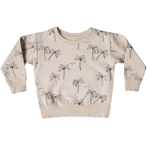Palm Trees Sweatershirt - Mabel Child