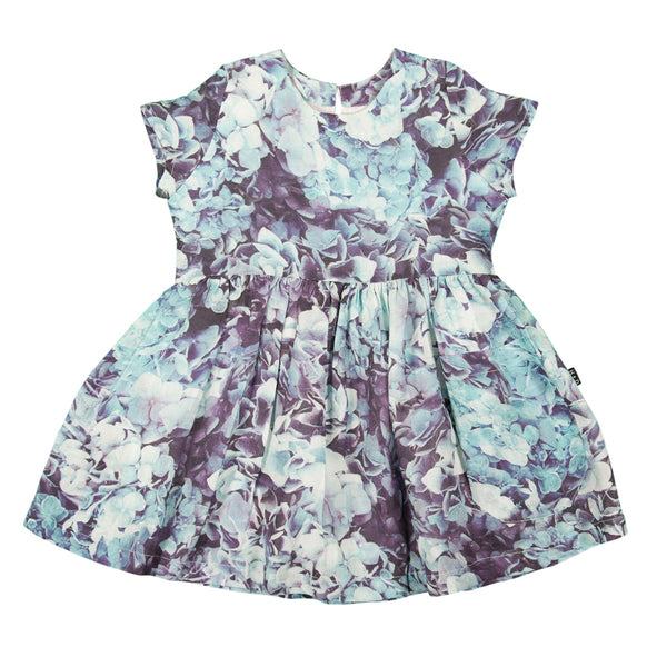 Smock Dress In Hydrangea - Mabel Child
