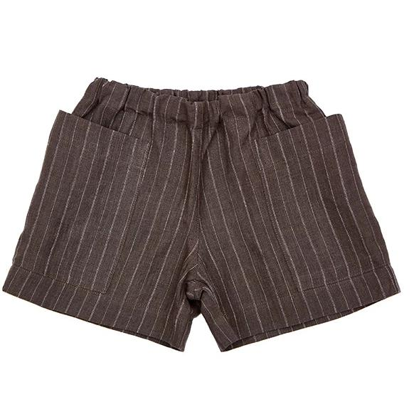 Linen Pocket Short - Mabel Child