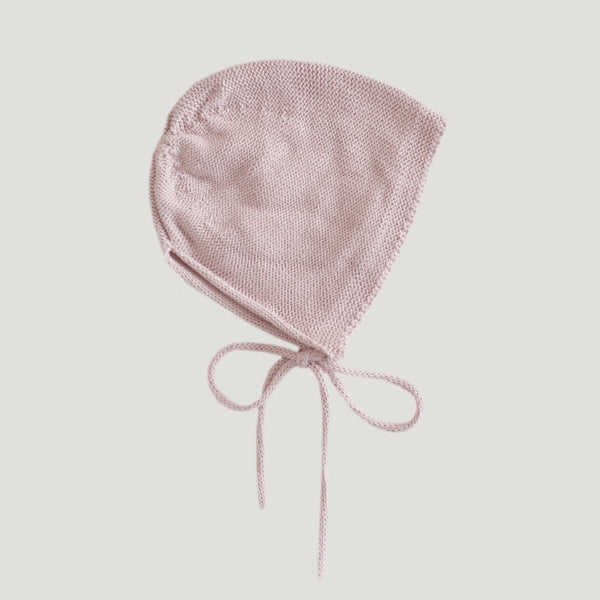 Baby Bonnet - Rose Smoke - Mabel Child