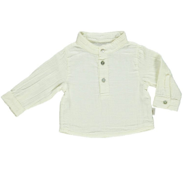 Lait Garcon Blouse - Mabel Child