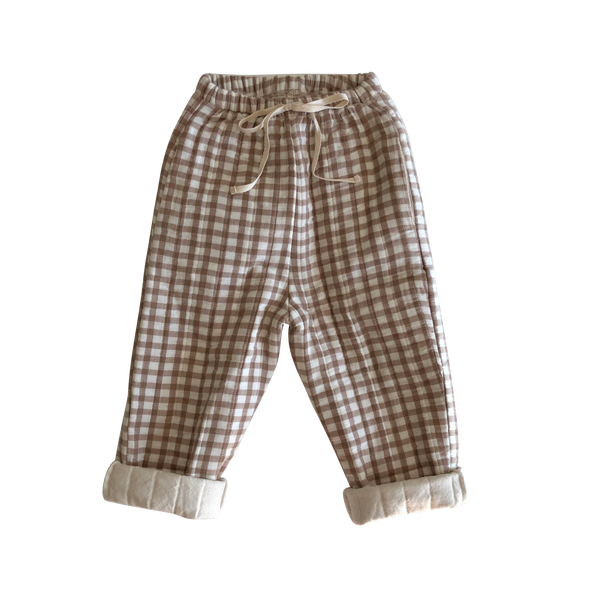 Quilted Pants - Mabel Child