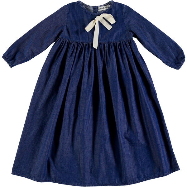 Loren Long Dress - Mabel Child