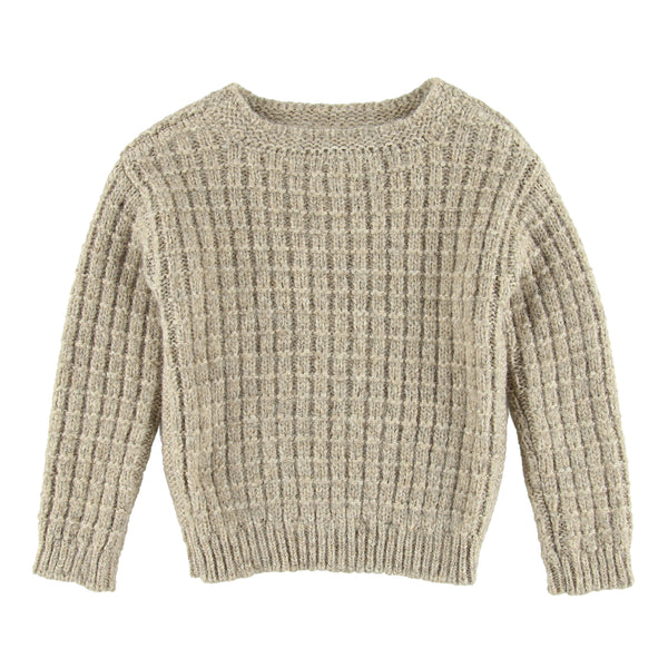 Newen Sweater - Camel - Mabel Child