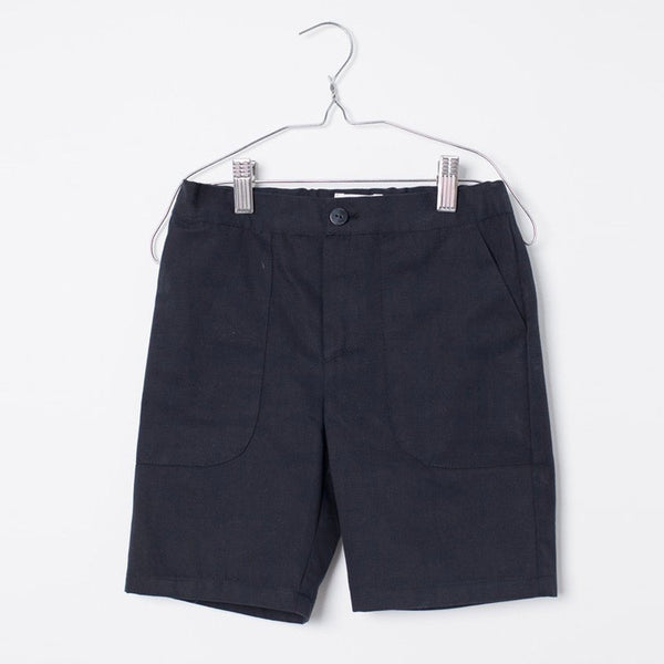 Pocket Black Pant - Mabel Child