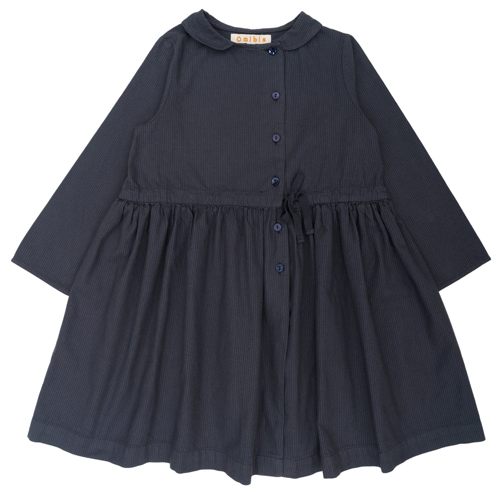 Severina Dress - Night Blue - Mabel Child