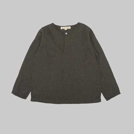 TABAGO Shirt - Seaweed - Mabel Child