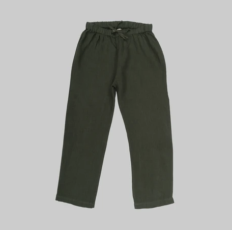 BERNY Trouser - Seaweed - Mabel Child
