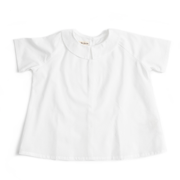 White Ork Shirt - Mabel Child
