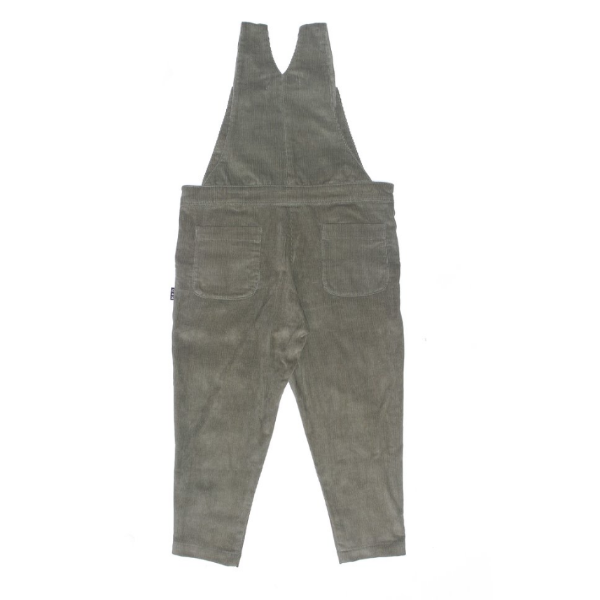 Darcy Overall In Olive - Mabel Child