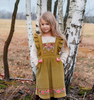 Uroma Dress - Beewax - Mabel Child